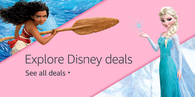 Explore Disney Deals