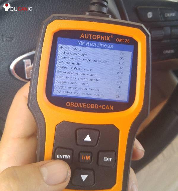 Autophix OM126 Scanner Review – Bestcarobd