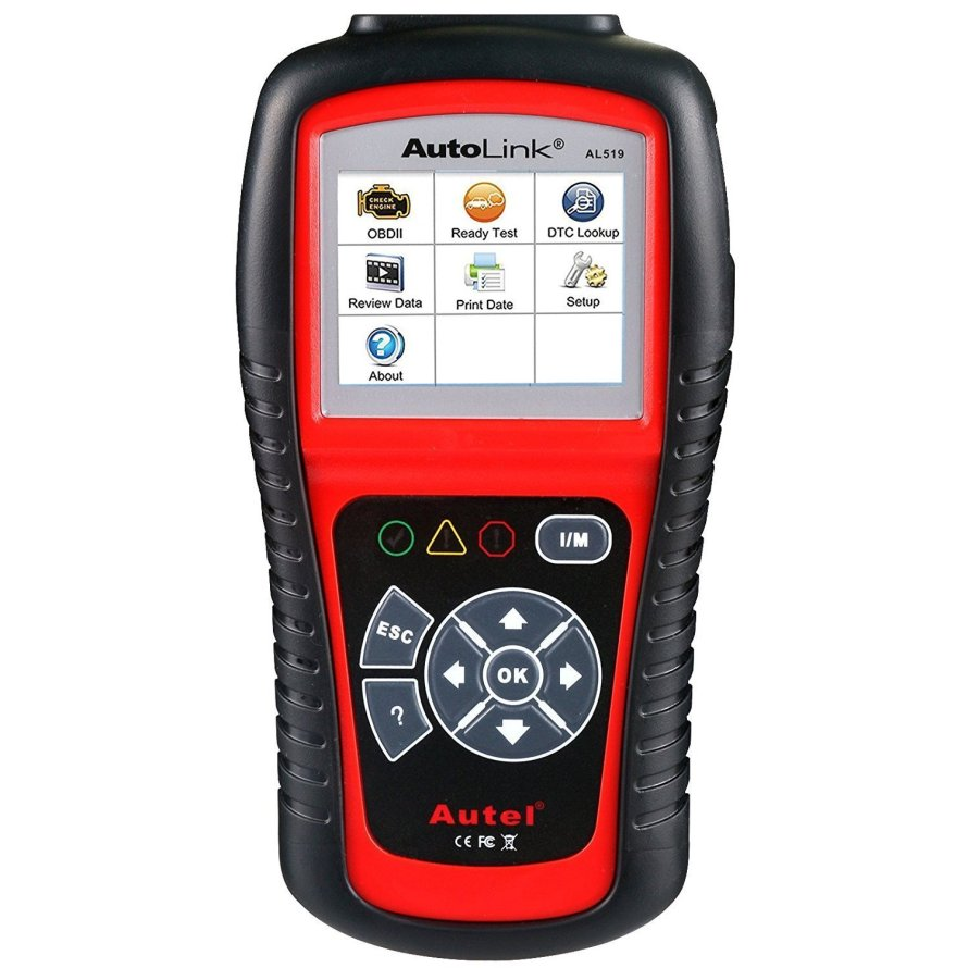 Autel AL519 AutoLink Enhanced OBD ll Scan Tool