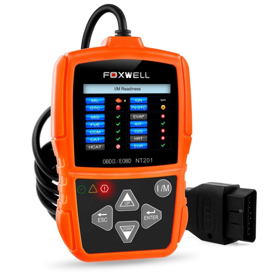 FOXWELL NT201 OBD II Auto Code Scanner