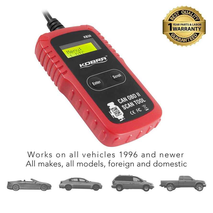 KOBRA Car Scanner Tool