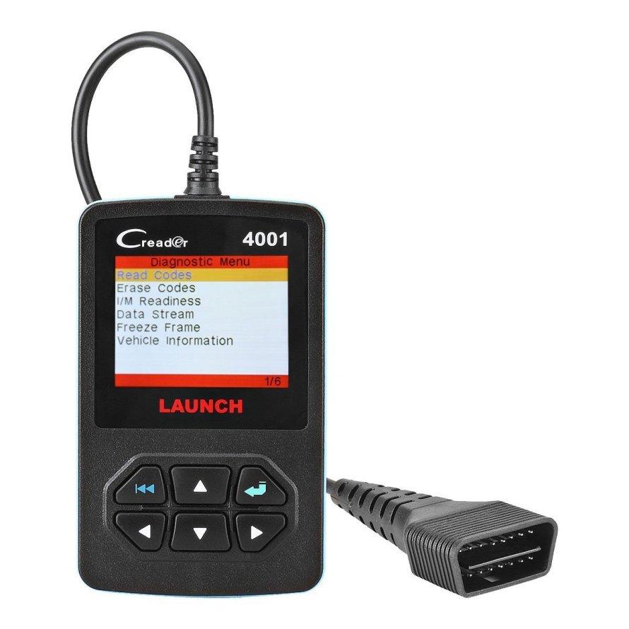 Launch Creader 4001 OBD2 Scanner