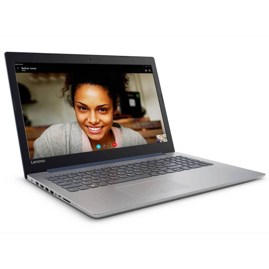 Lenovo ideapad 320 15.6 Zoll Laptop, Windows 10, Intel Celeron N3350 Dual-Core Processor, 4GB RAM, 1TB Hard Drive