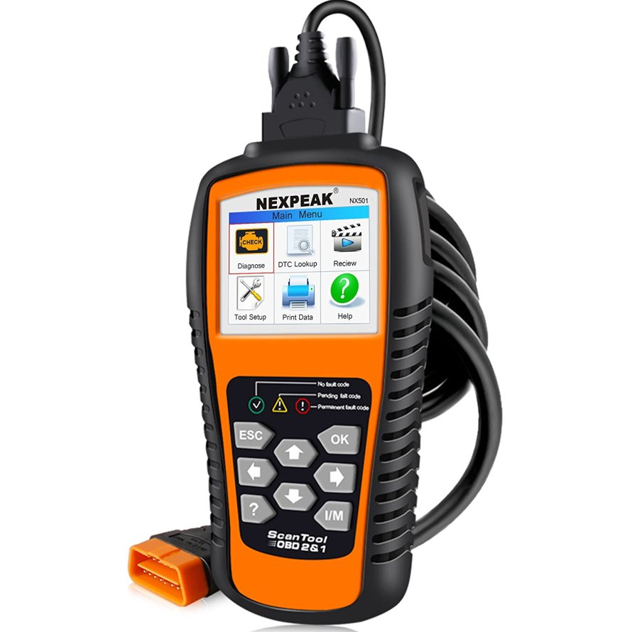 NEXPEAK NX501 Code reader car diagnostic tool