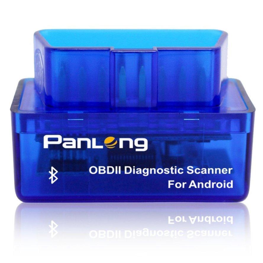 Panlong Bluetooth OBD2 Car Diagnostic Scanner