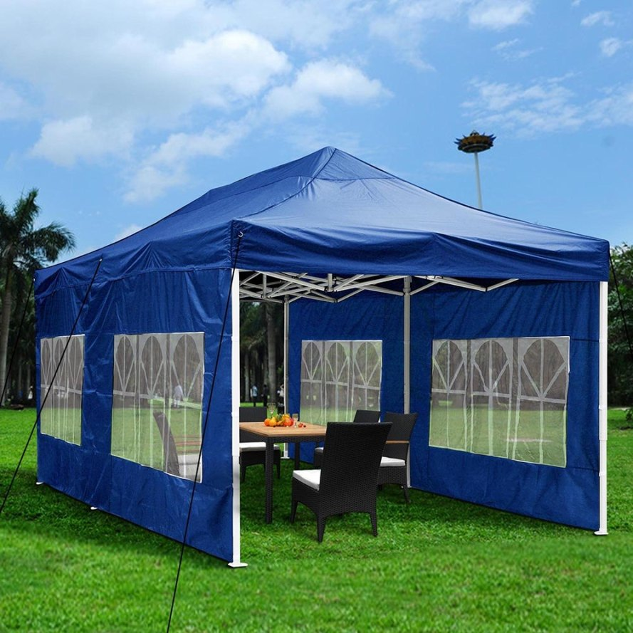 10' x 20' Pop Up Canopy Tent