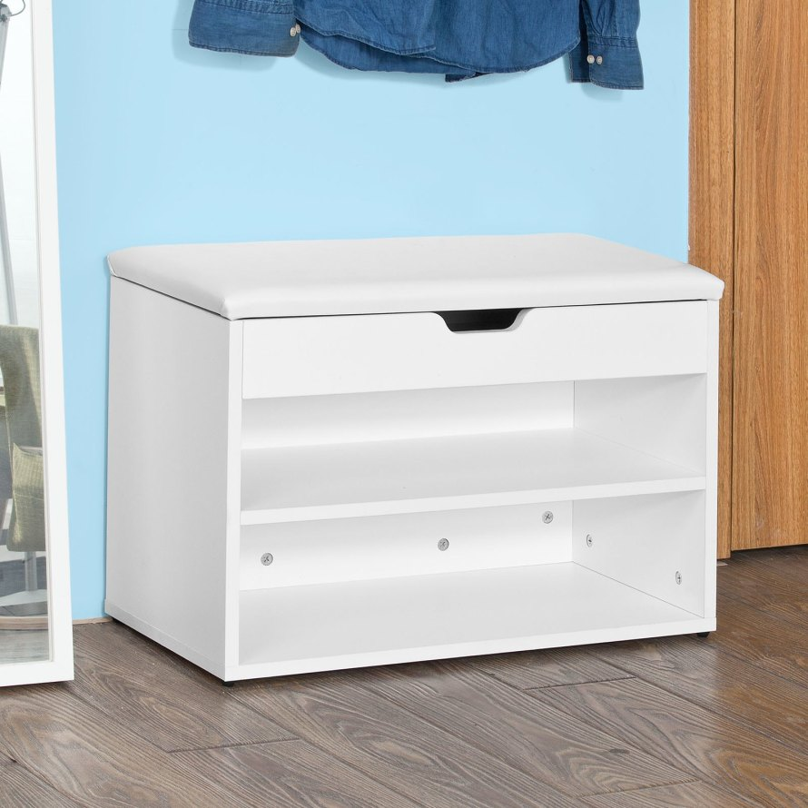Haotian Wooden Shoe Cabinet