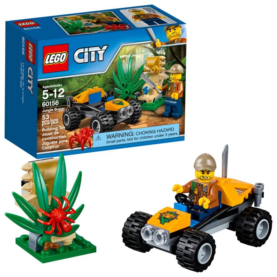 LEGO City Jungle Buggy