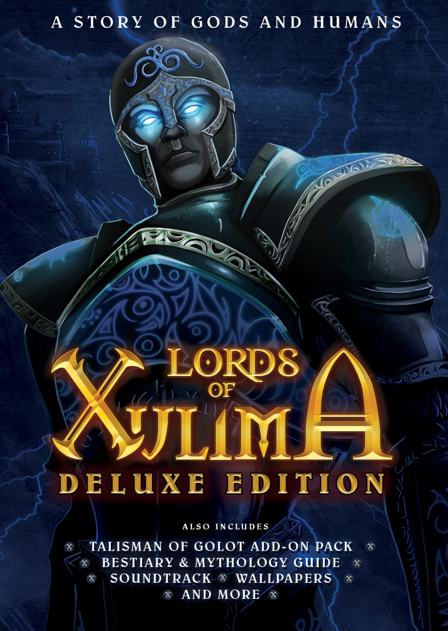 Lords of Xulima - Deluxe Edition PC download