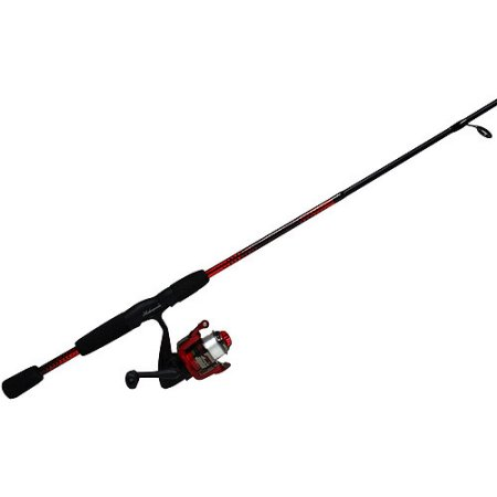 Shakespeare Reverb Spinning Reel and Fishing Rod Combo $10