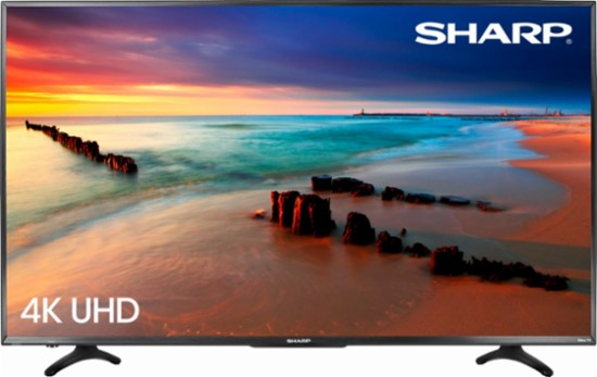 Sharp 65 Class LED 2160p Smart 4K UHD TV