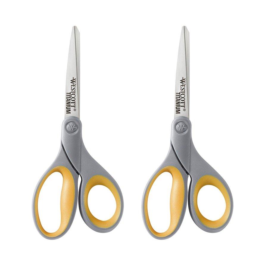 2 Pack Westcott 8 Straight Titanium Bonded Scissors.jpg