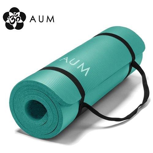AUM High Denstiy HD Foam Tech Yoga Exercise Mat.jpg
