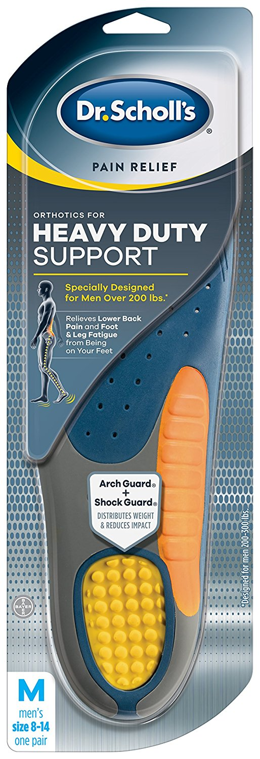 Dr. Scholl's Pain Relief Orthotics for Heavy Duty Support for Men.jpg