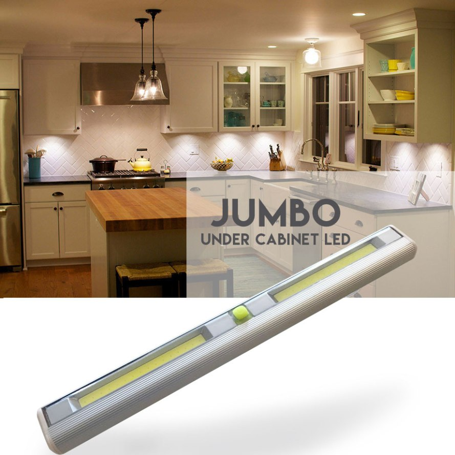 Jumbo Size Wireless Under Cabinet LED Light.jpg