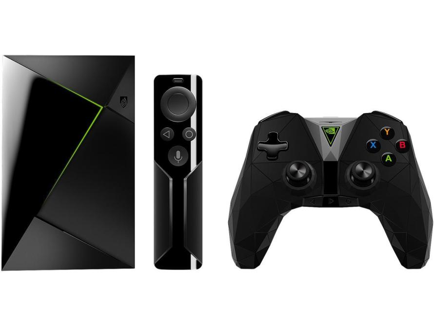 NVIDIA SHIELD TV Streaming Media Player with Remote and Game Controller.jpg