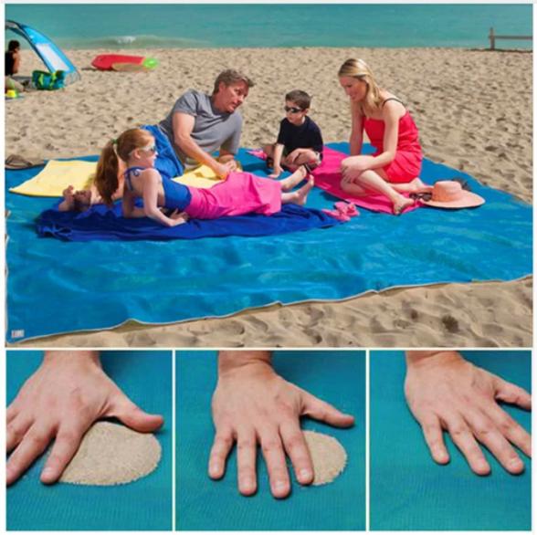 Portable Double-layer Beach Mat Camping Picnic Cushion.png