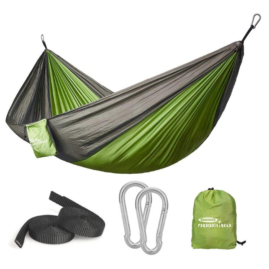 rbidden Road Single Double Camping Lightweight Hammock.jpg