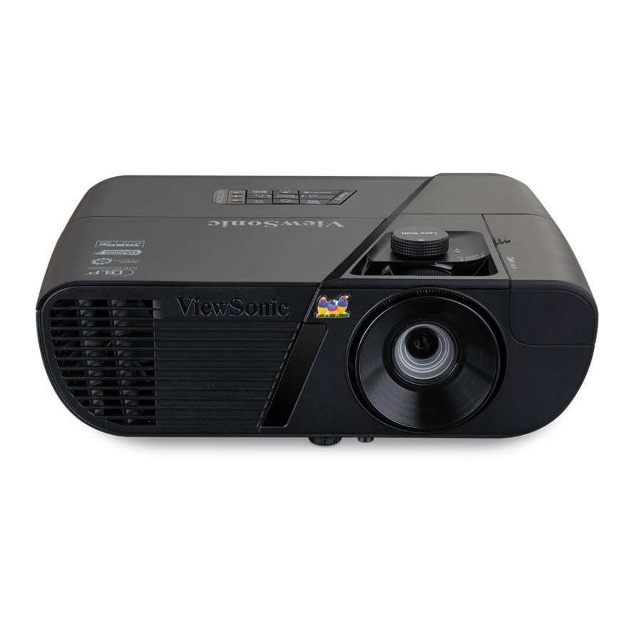 ViewSonic1080p HDMI Lens Shift Home Theater Projector.jpg