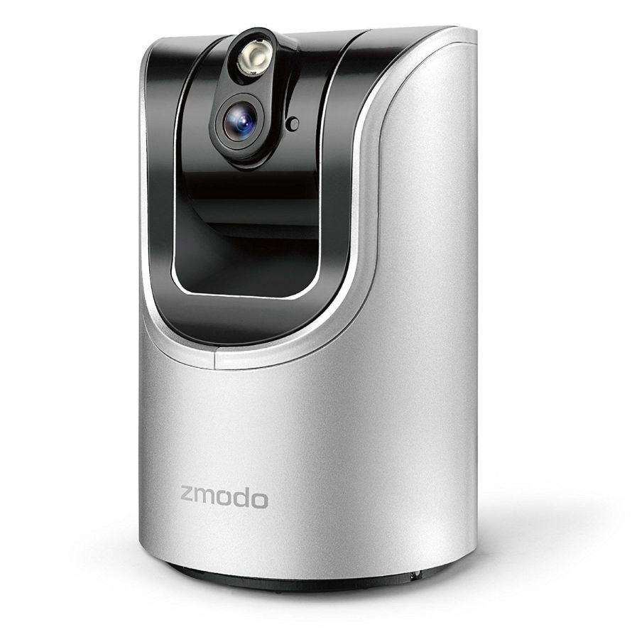 Zmodo Pan and Tilt Smart HD Wireless Two-Way Audio Camera