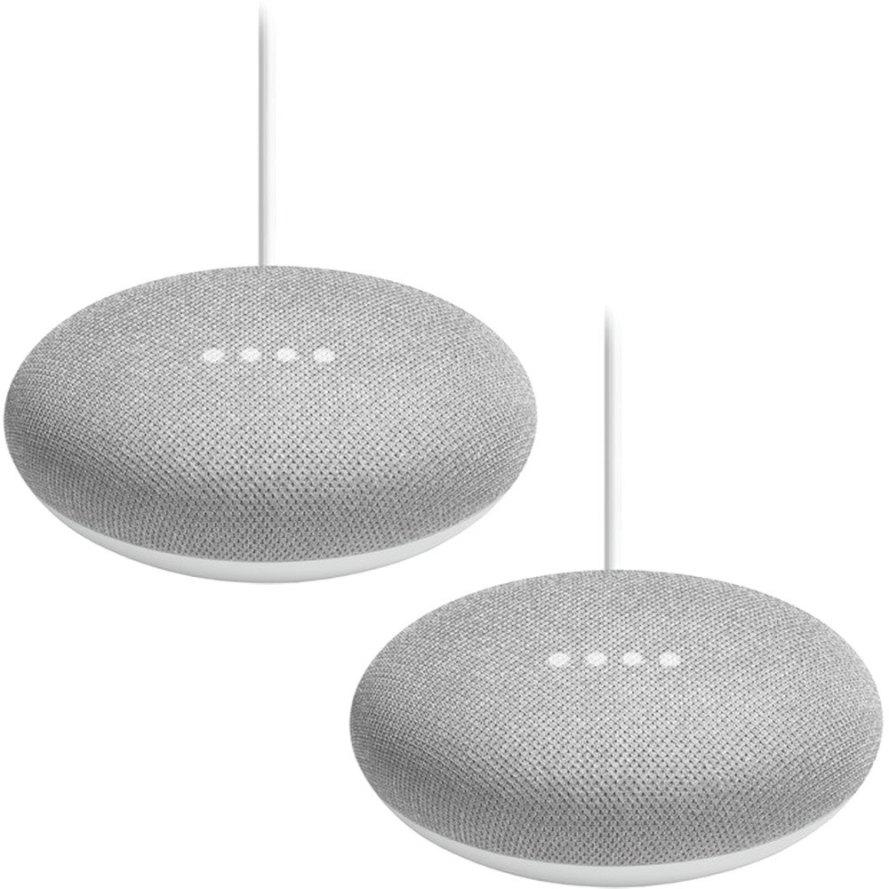 2 - Pack Google Home Mini Smart Speaker.jpg