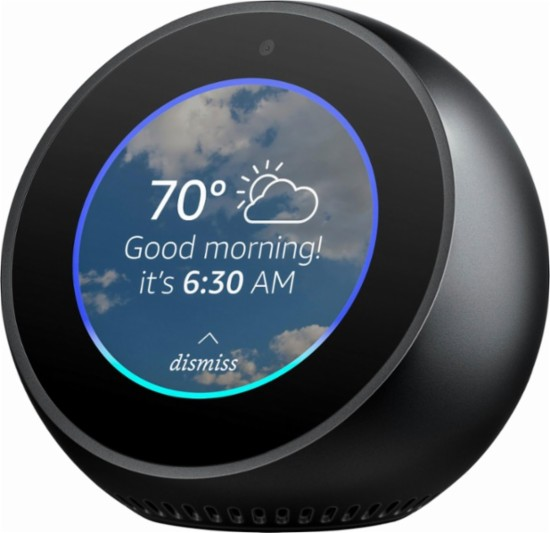 Amazon - Echo Spot - Smart Speaker with Alexa.jpg