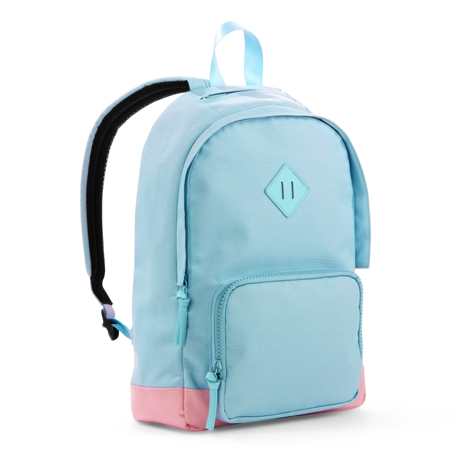 Back To School No Boundaries Color Block Dome Backpack.jpeg
