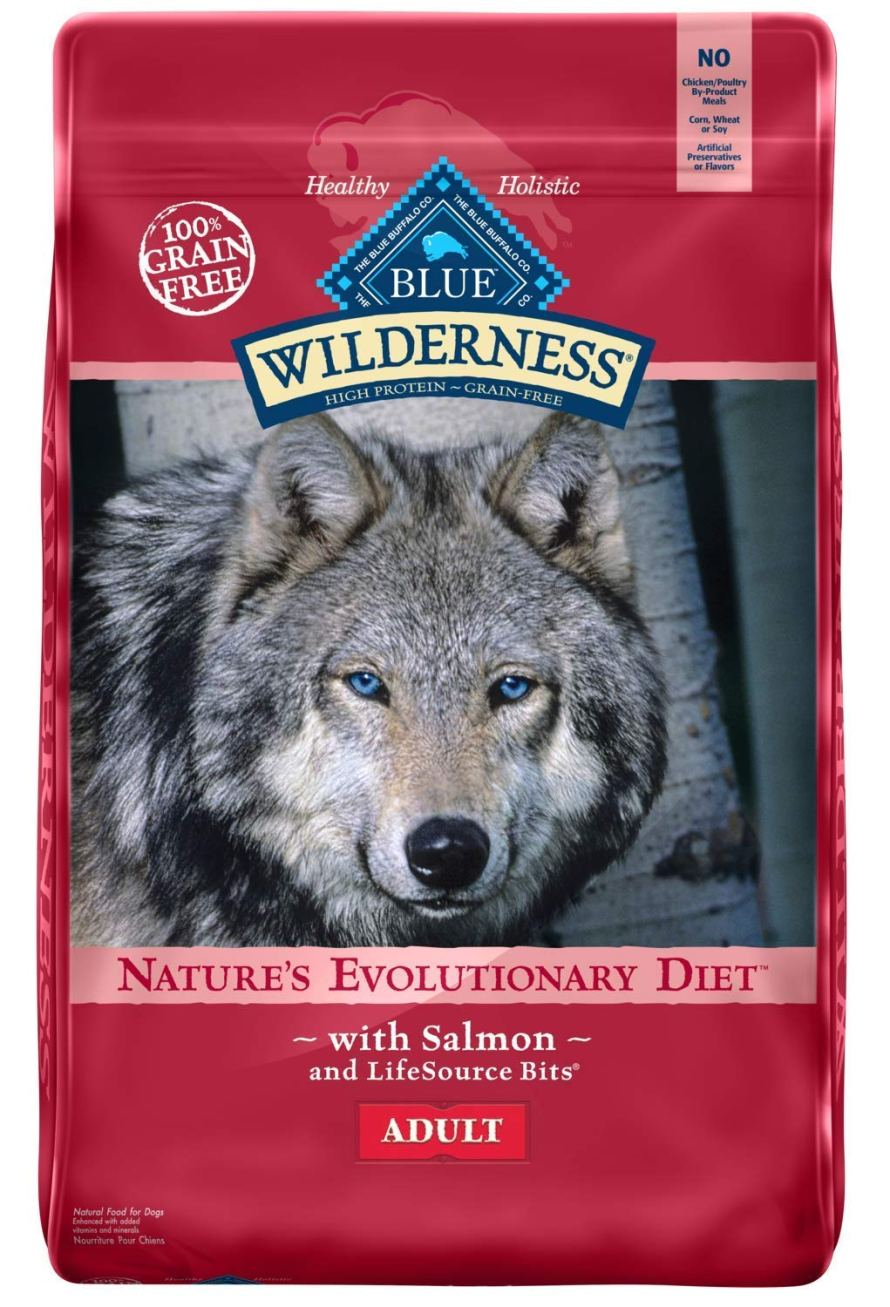 Blue Buffalo Wilderness High Protein Grain Free, Natural Adult Dry Dog Food, Salmon 24-lb.jpg