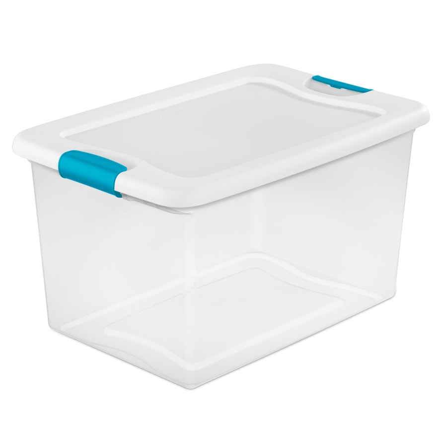 Case of 6 Sterilite 64 Qt Latching Box.jpeg
