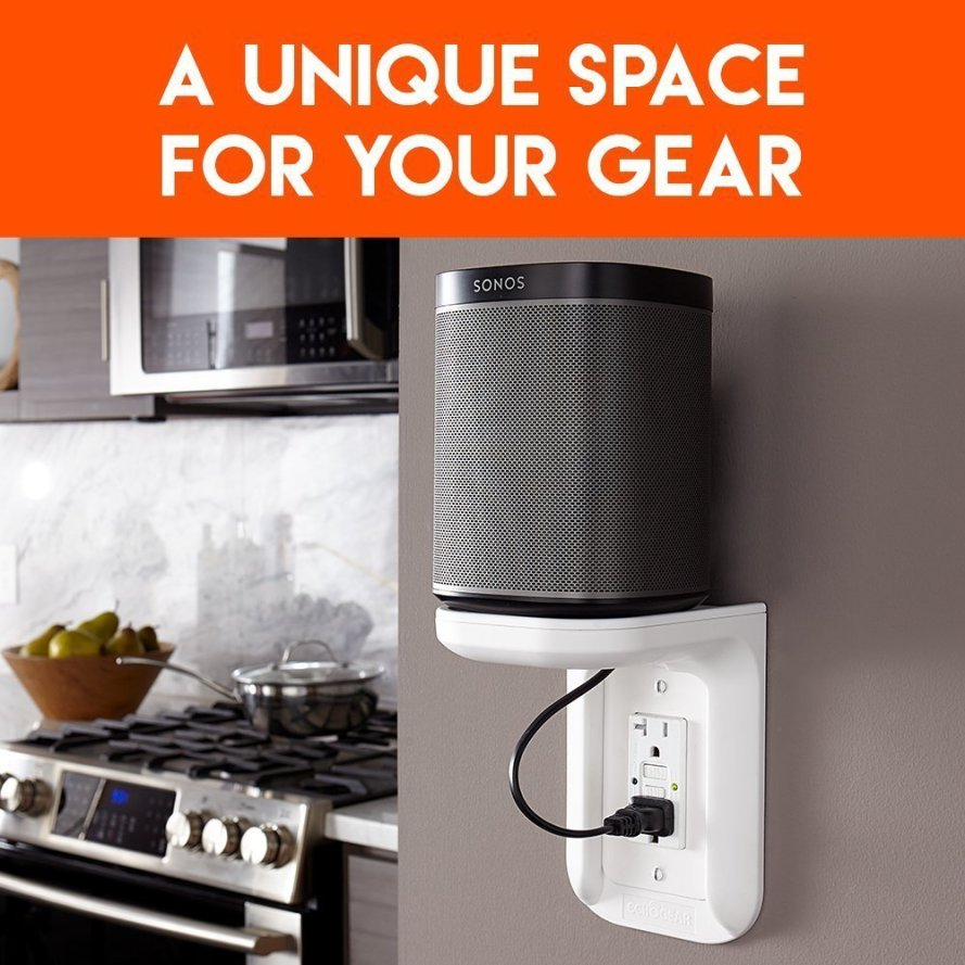 ECHOGEAR Outlet Shelf A Space-Saving Solution For Anything Up to 10lbs.jpg
