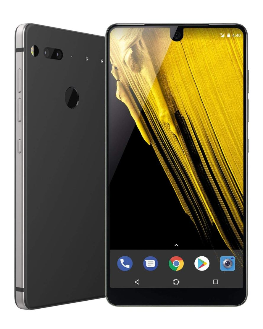 Essential Phone 128 GB Unlocked Halo Gray