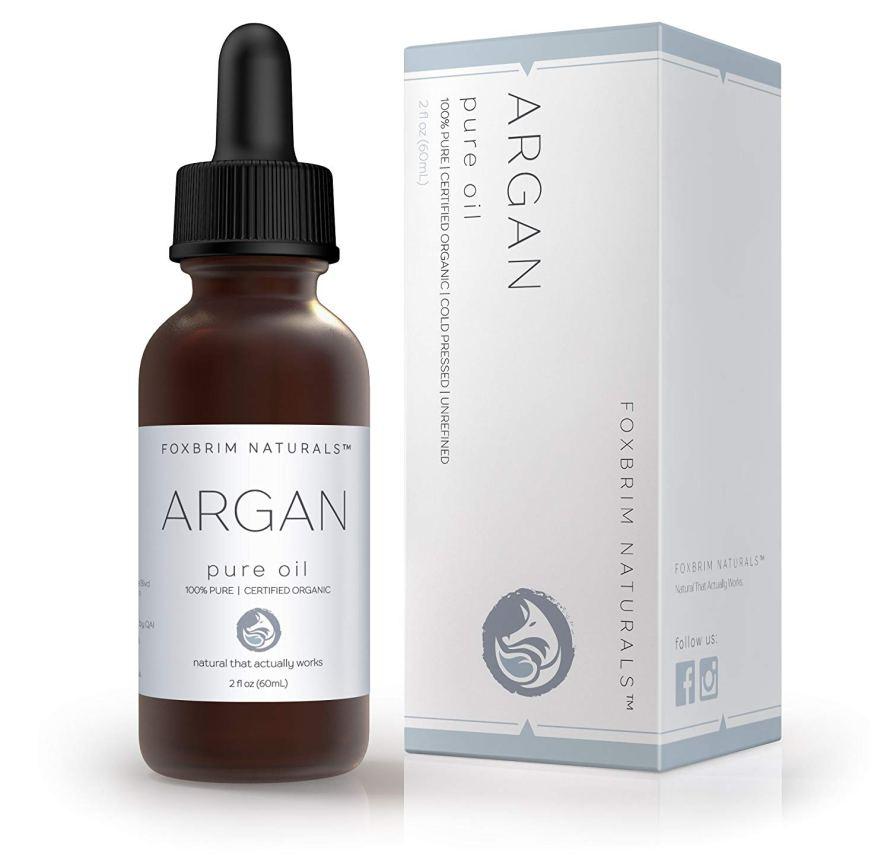 Foxbrim 100% Pure Organic Argan Oil for Hair.jpg