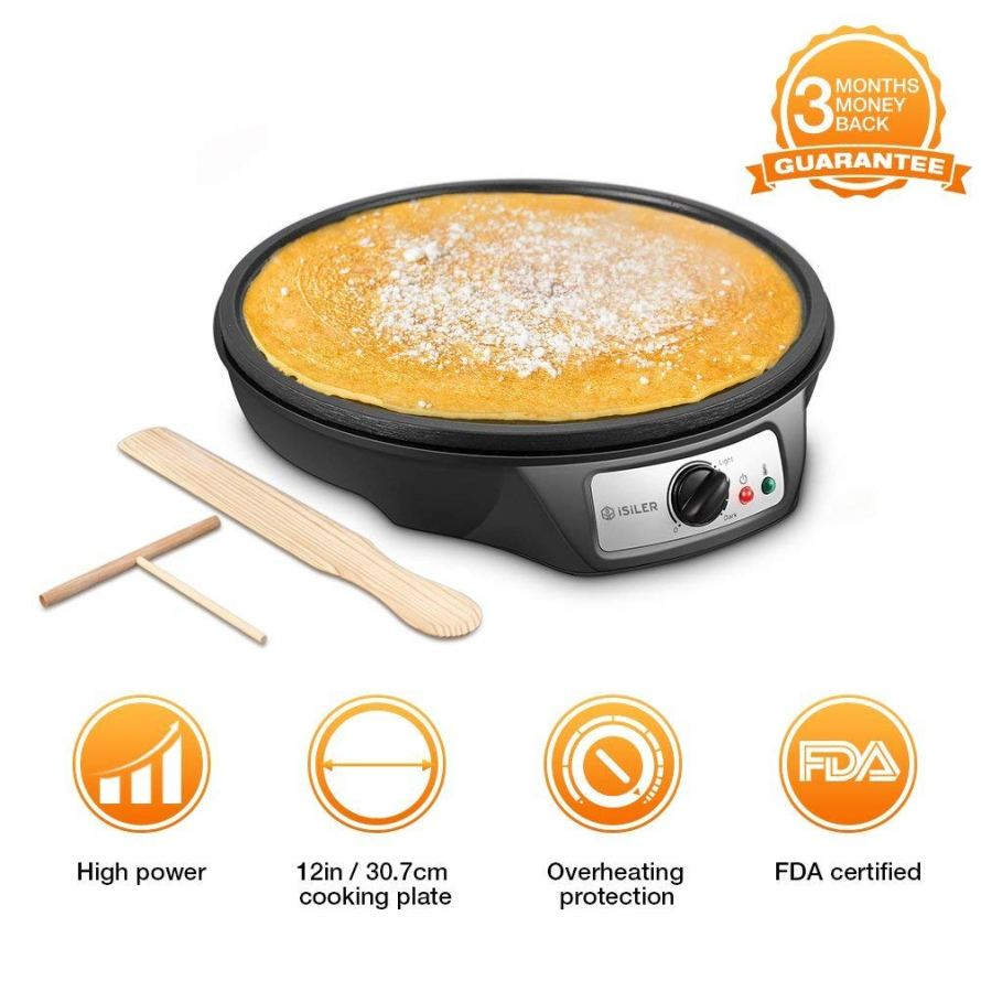 iSiLER 1080W Electric Crepe Maker.jpg
