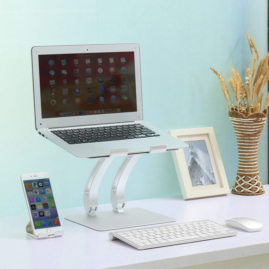 JASTEK Laptop Stand Portable Aluminum Height Foldable Stand.jpg