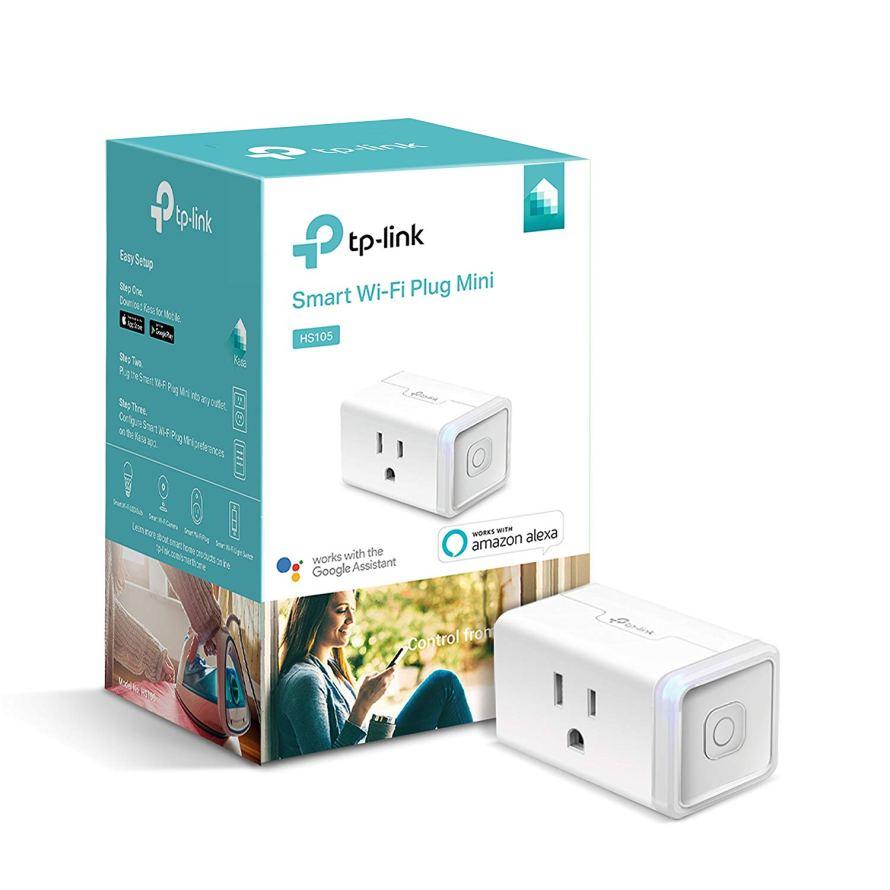 Kasa HS105 Smart Wi-Fi Plug Mini by TP-Link.jpg