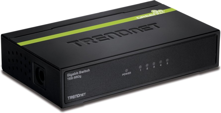 TRENDnet 5-Port Unmanaged Gigabit GREENnet Desktop Metal Housing Switch.jpg