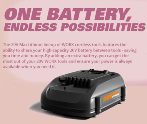 WA3520 WORX 20V 1.5 ah Lithium Battery for Trimmer.jpg
