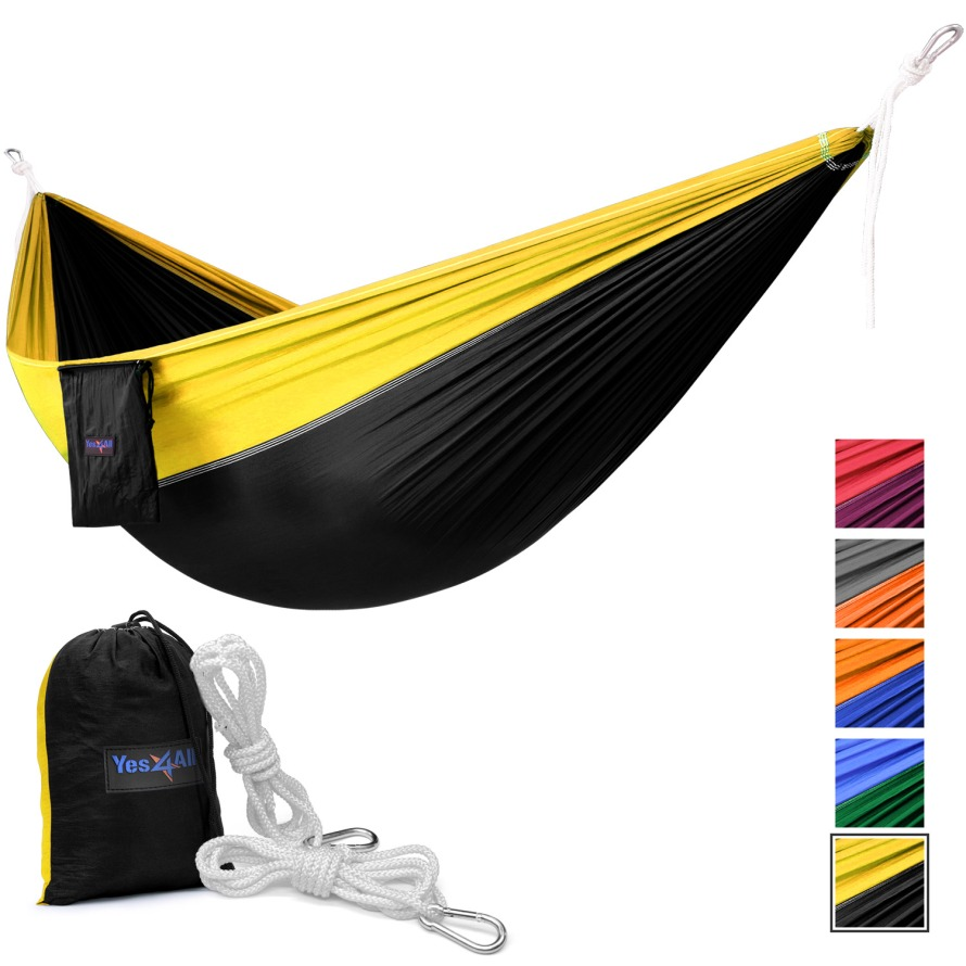 Yes4All Single Lightweight Camping Hammock.jpeg