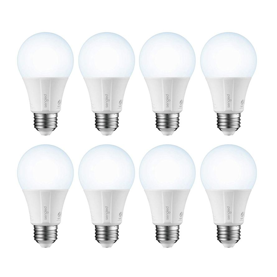 8 Pack Sengled Element Classic Smart LED Light Bulb.jpg