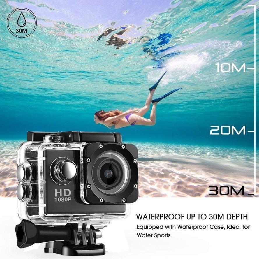 Action 12MP 1080P 2 inch LCD Screen Waterproof Camera.jpg