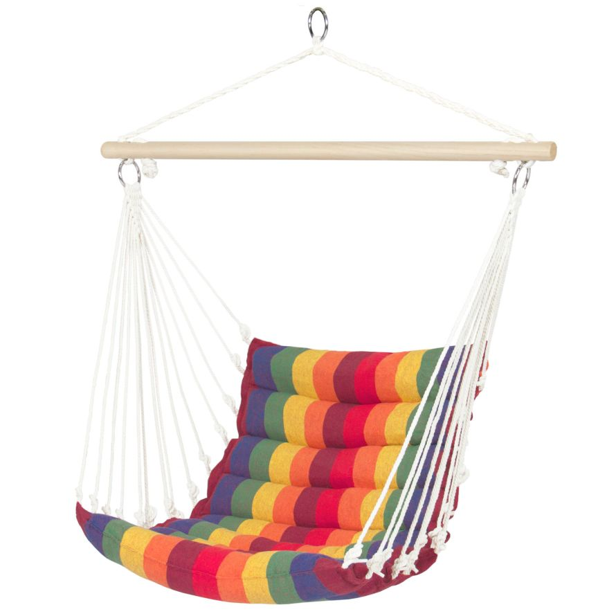 BCP Deluxe Padded Cotton Hammock Hanging Chair.jpg
