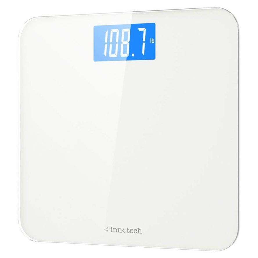 Innotech Digital Bathroom Scale with Easy-to-Read Backlit LCD.jpg
