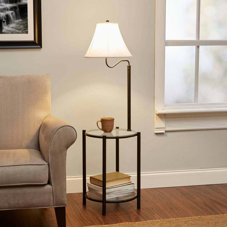 Mainstays Transitional Glass End Table Lamp.jpeg