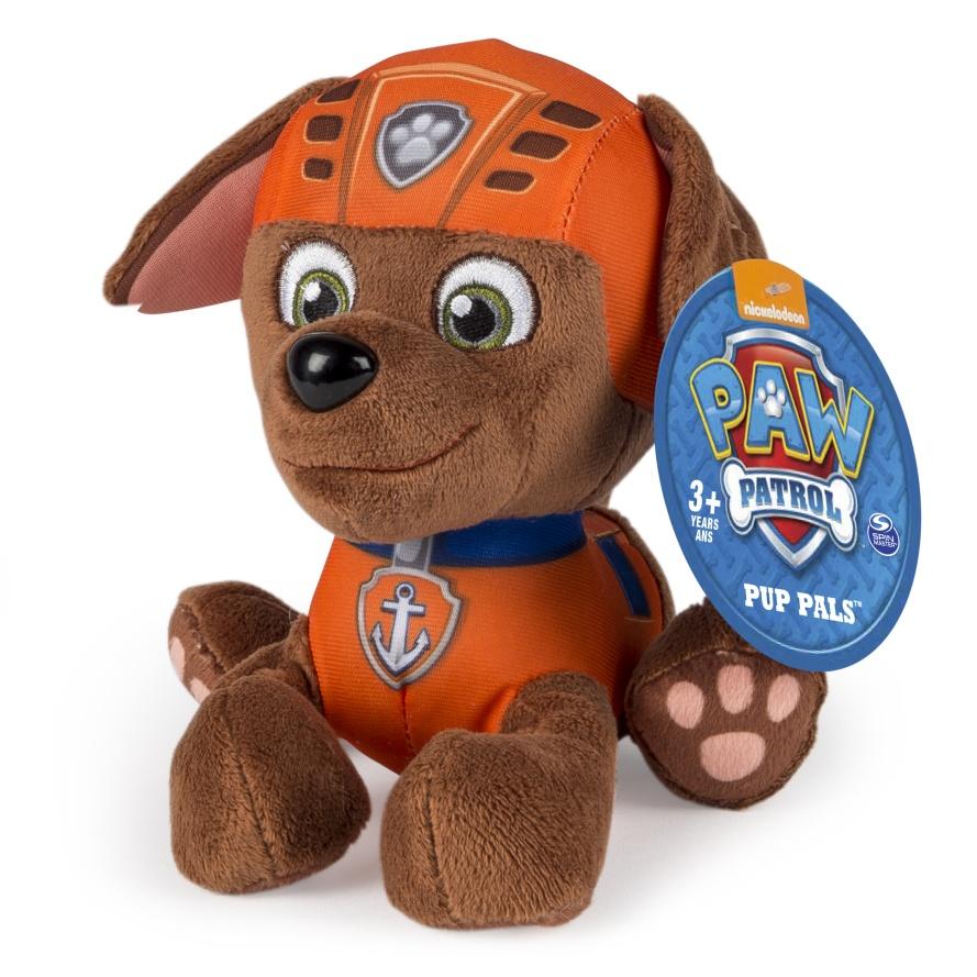 Paw Patrol Plush Pup Pals, Zuma.jpeg