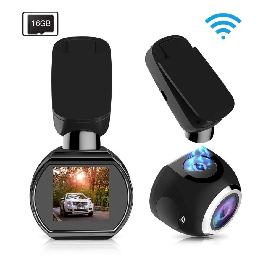 SIV WiFi Car Dash Cam 1.54 inch 1080P Dashboard Camera.jpg