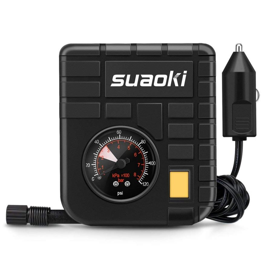 SUAOKI DC 12V Portable Mini Air Compressor Tire Inflator.jpg