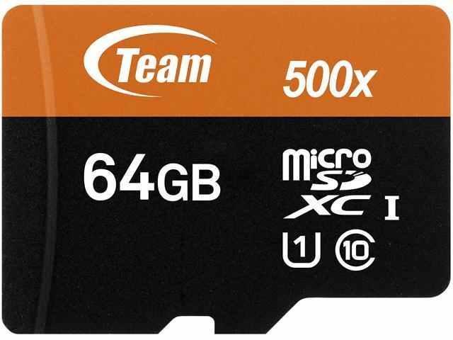 Team 64GB microSDXC UHS-I U1 Class 10 Memory Card.jpg