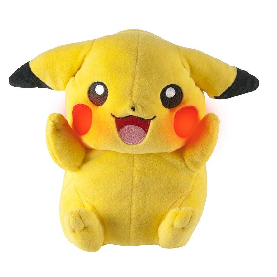 TOMY Pokémon My Friend Pikachu.jpg