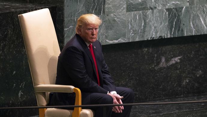 Trumps Speech at The 73th UN Boast achievements