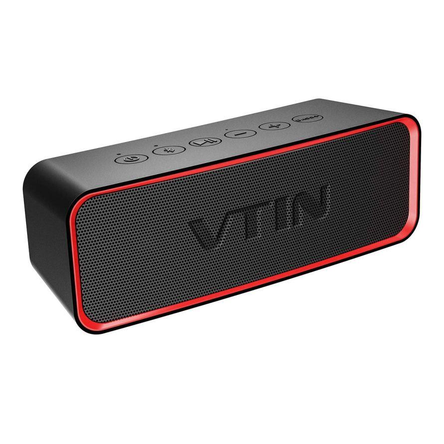 VTIN Portable Bluetooth Speaker with IPX6 Waterproof.jpg